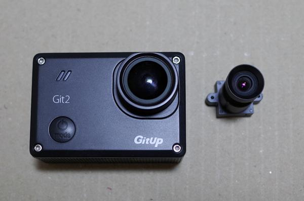 カメラ改造